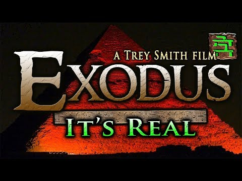 Exodus (2019): BIBLICAL EXODUS PROVEN ~ the EXODUS by Trey Smith
