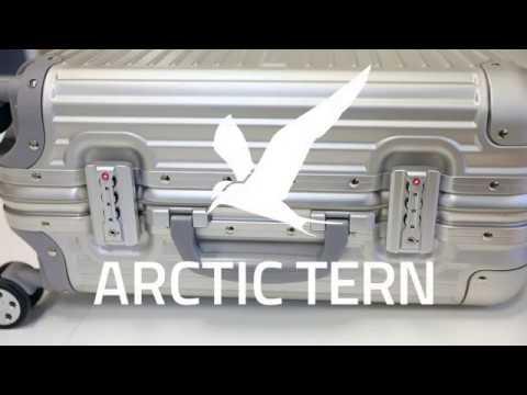 Arctic tern Alu Trolley Lock