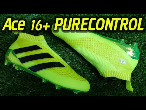 Adidas ACE 16+ PURECONTROL (Speed of Light Pack) - Review + On Feet - UCUU3lMXc6iDrQw4eZen8COQ