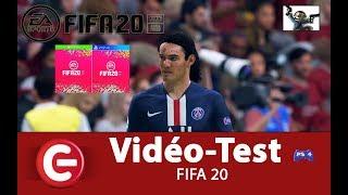 Vidéo-Test : [VIDEO TEST] FIFA 20 ? Le 'Must' des jeux de football sur PS4 & Xbox One ?