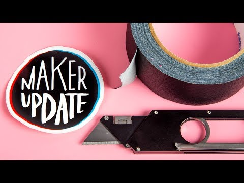 Maker Update: E-Paper Movie Player - UChtY6O8Ahw2cz05PS2GhUbg