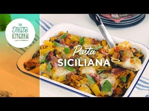 Introducing Aldi's Pasta Siciliana