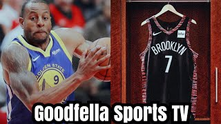 Warriors Retire Andre Iguodala Jersey, Is Iggy a HOF? | Kevin Durant Changes Jersey #!!!