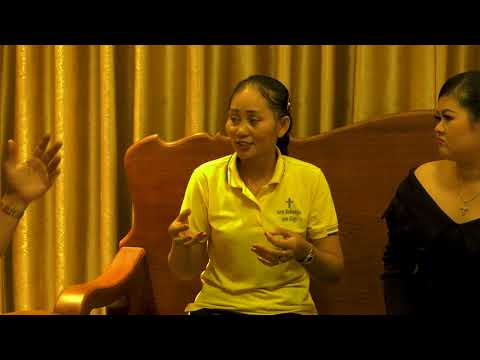 Living Water Time -  Srey Lar's Testimony