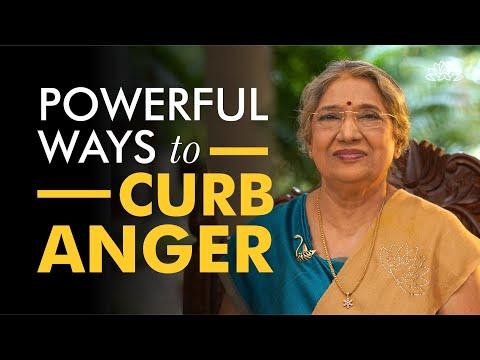 Powerful ways to curb anger | Dr. Hansaji Yogendra