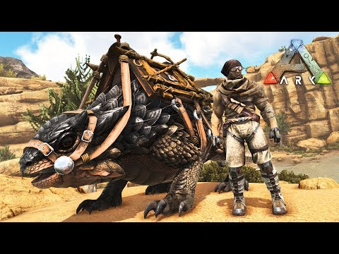 ARK: Survival Evolved - TAMING NEW DINOSAURS!! (Ark Scorched Earth) - UCKy1dAqELo0zrOtPkf0eTMw