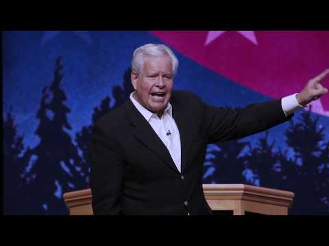Summer Family Bible Conference 2019: Day 4, Session 11 - Congressman Bob McEwen