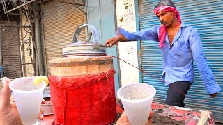 Nimbu Shikanji | Delhi Special Lassi YOU NEVER DRUNK BEFORE | नींबू शिकंजी | Street Foodos