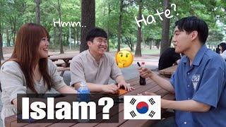What do Koreans think about Islam? 🇰🇷