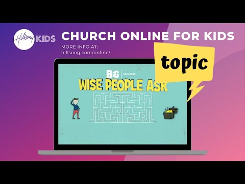 Kids Online Campus (Topic - Proverbs)