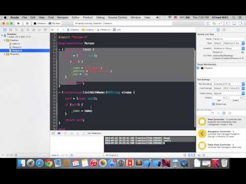 iOS Programming Course (Arabic) | 05- Memory Managment