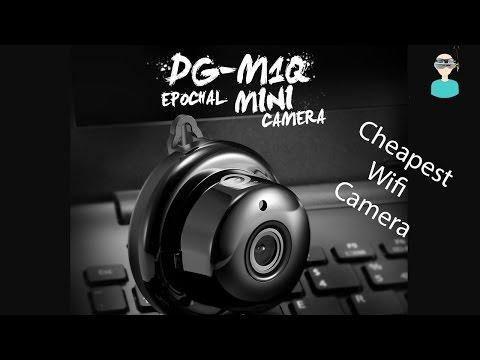 Digoo DG-M1Q 960P 2.8mm Wireless Mini WIFI Night Vision Smart Home Security IP Camera Onvif Monitor - UCOs-AacDIQvk6oxTfv2LtGA