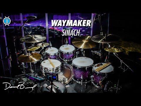 Way Maker Drum Cover // Sinach // Daniel Bernard