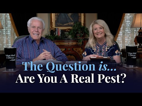 Boardroom Chat: The Question IsAre You A Real Pest?  Jesse & Cathy Duplantis