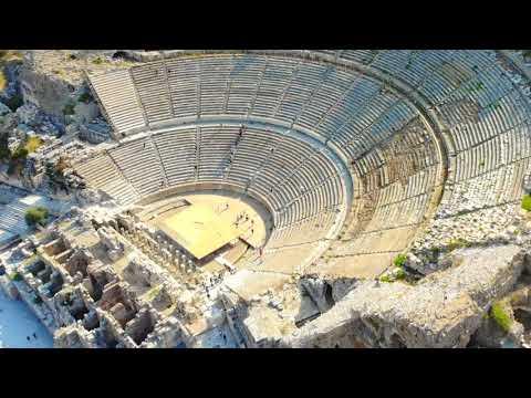 Ephesus, Turkey via Drone - UCM5gbHADdY-fFB6lsH443wQ