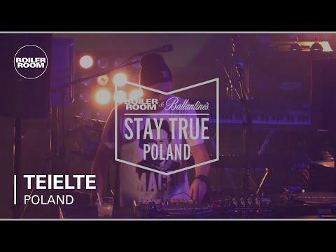 Teielte Boiler Room & Ballantine's Stay True Poland Live Set - default
