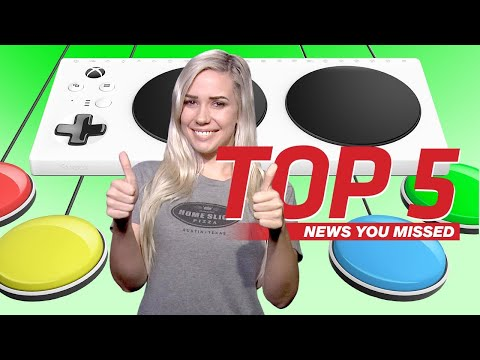 Xbox Tackles Gaming's Accessibility Problem - IGN Daily Fix - UCKy1dAqELo0zrOtPkf0eTMw