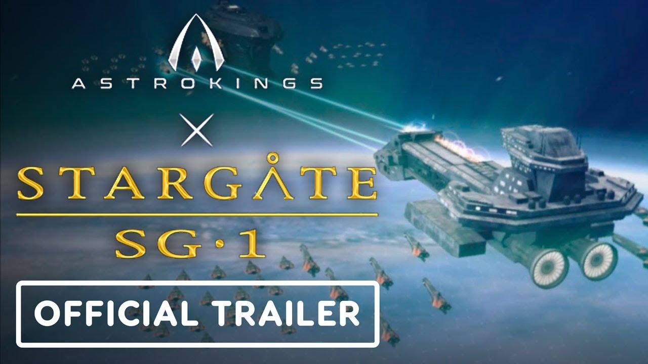 Astrokings – Official Stargate SG-1 Event Trailer