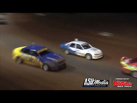 Production Sedans: IBRP Series - A-Main - Maryborough Speedway - 15.05.2021 - dirt track racing video image