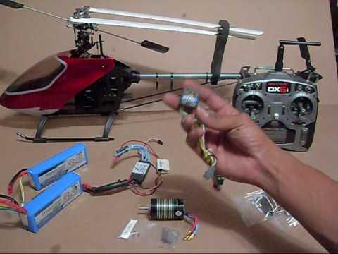 HK 500GT Build Guide Part 3 - Electronics - UCea4iaxuo_c4E1DLuhYcn_w