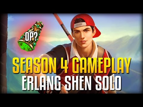 Shen solo top masteries season 4 : The strain episode 2