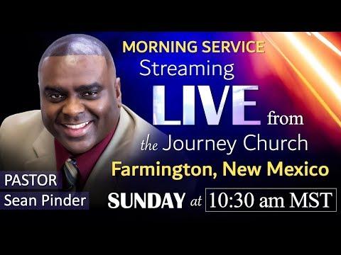 JOIN PASTOR SEAN LIVE FROM FARMINGTON, ON SUNDAY - 9:30am PST/10:30am MST/11:30am CST/12:30pm EST