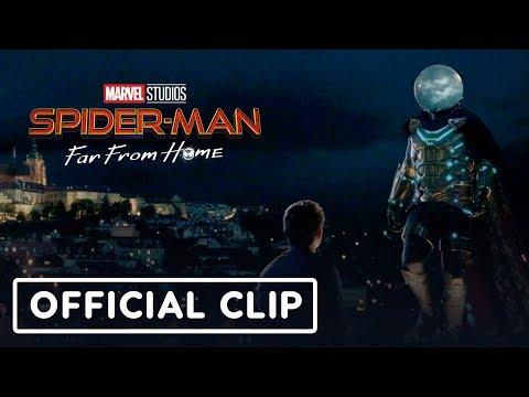 "Spider-Man: Far From Home - ""Super Heart To Heart"" Clip - UCKy1dAqELo0zrOtPkf0eTMw"