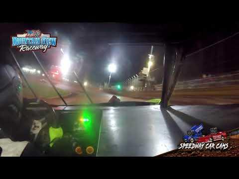 #24 Nate Ingham - Front Wheel Drive - Mountain View Raceway 5-15-21 - InCar Camera - dirt track racing video image
