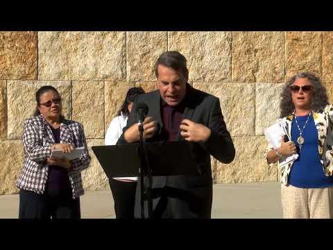 Western Wall Prayer Meeting