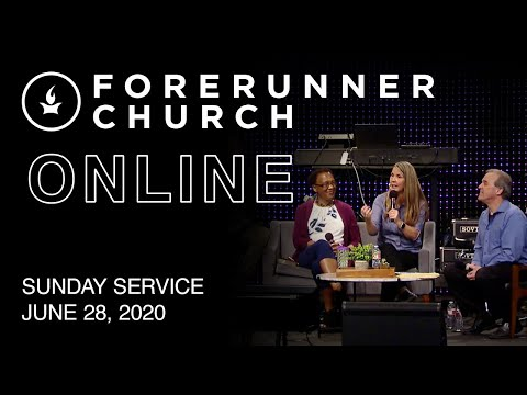 Sunday Service  IHOPKC + Forerunner Church  June 28  Mike Bickle & Team: Panel on Racism, Part 2