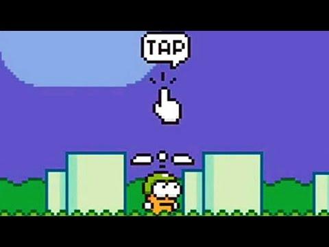 Failing at Flappy Bird Creator's Swing Copters - IGN Plays - UCKy1dAqELo0zrOtPkf0eTMw