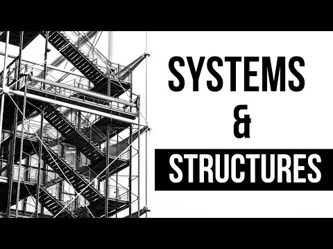 Systems & Structures - Joe Joe Dawson