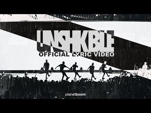 Unshakeable  planetboom  Official Lyric Video