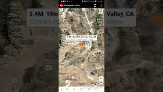 Searles Valley, California Earthquake July 19th, 2019 Part 2