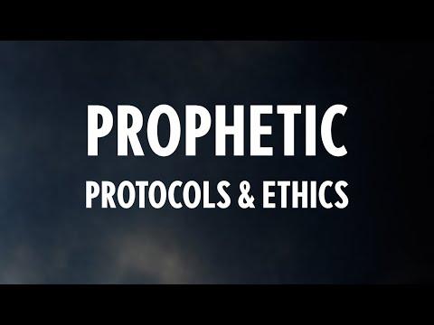 Exploring Prophetic Protocols & Ethics