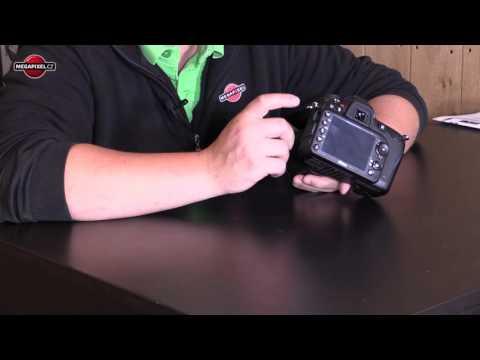 Videorecenze Nikon D7100 tělo