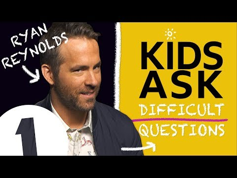 """Why do you swear so much?!"": Kids Ask Ryan Reynolds Difficult Questions - UC-FQUIVQ-bZiefzBiQAa8Fw"