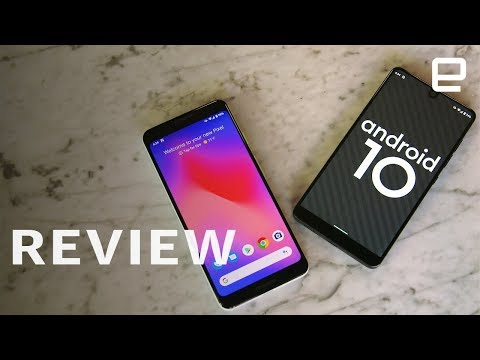 Android 10 review: Paving the way for the future - UC-6OW5aJYBFM33zXQlBKPNA