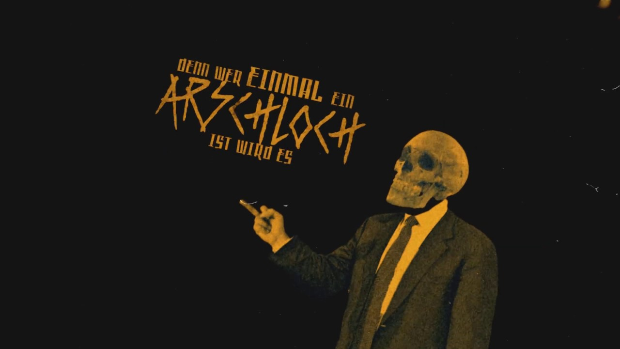 TOXPACK – Arschloch (Official Lyric Video) | Napalm Records