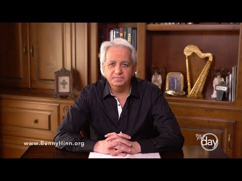 Healing Is God's Provision - A special sermon from Benny Hinn