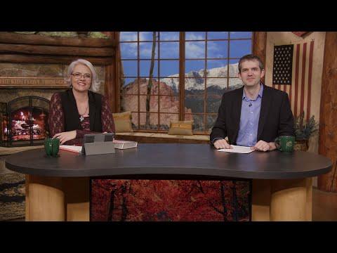 Charis Daily Live Bible Study: Time Travel - Daniel Bennett - December 11, 2020