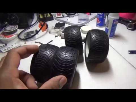 My review of 2.2 positron clay rear tire - UCqen2VldXD3SAxVhtGvgEhQ