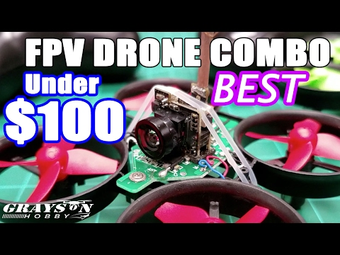 Best Beginner FPV Drone Package for Under $100 - Noob Drone Special - UCf_qcnFVTGkC54qYmuLdUKA