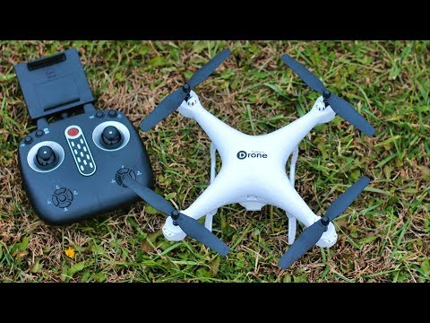 Altitude Hold Wifi FPV Camera Drone - LH - X25S RC Quadcopter - RTF - TheRcSaylors - UCYWhRC3xtD_acDIZdr53huA