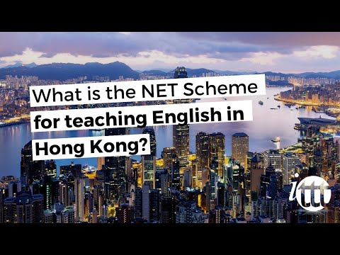 video about the net scheme helping TEFL teachers in Hong Kong