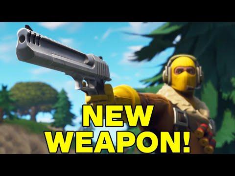 Fortnite: NEW Hand Cannon, Battle Pass, and Cosmetics in Season 3 v3.0.0 - UCKy1dAqELo0zrOtPkf0eTMw