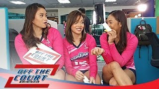 Creamline Cool Smashers Tells Us About Their Firsts | Off The Court