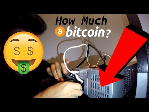 How Much can you make mining bitcoins + Antminer R4 unboxing and complete setup - UCorUaC22pinhK07jpIiU0Ww