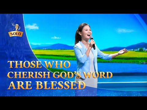Gospel Song  Those Who Cherish Gods Word Are Blessed