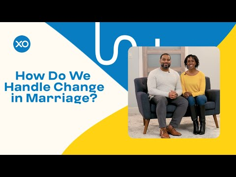 How to Handle Change in Marriage  Sean and Lanette Reed